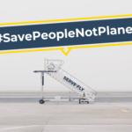 Heutiger Luftverkehrsgipfel: Kritik an weiteren Milliarden für Flugindustrie
